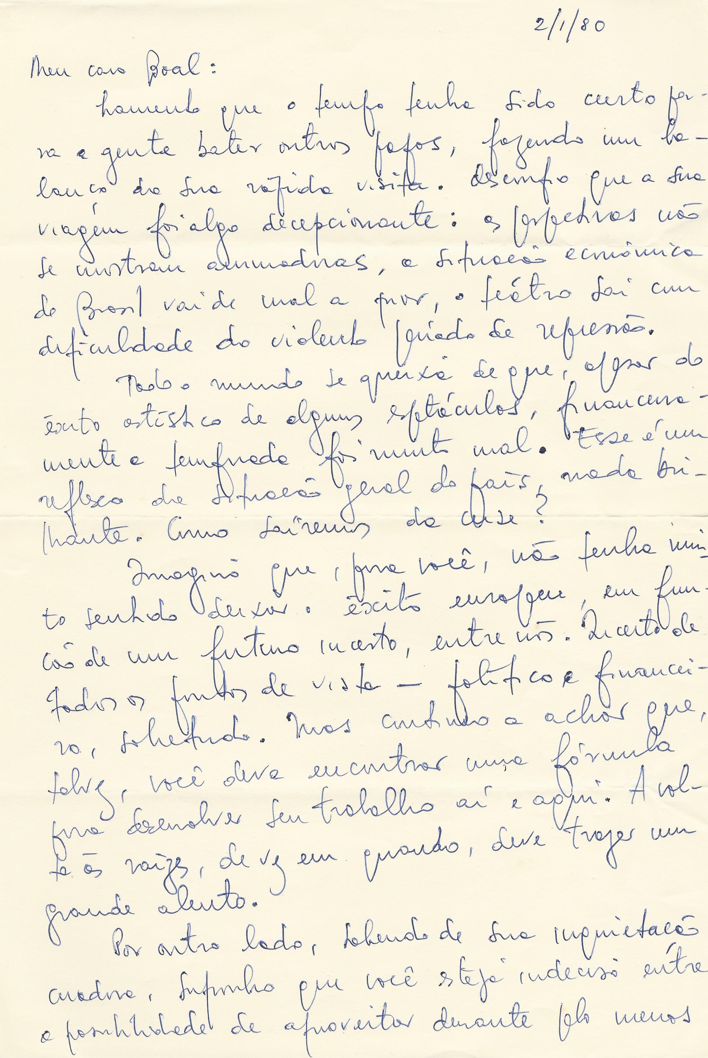 Carta Sábato Magaldi 1