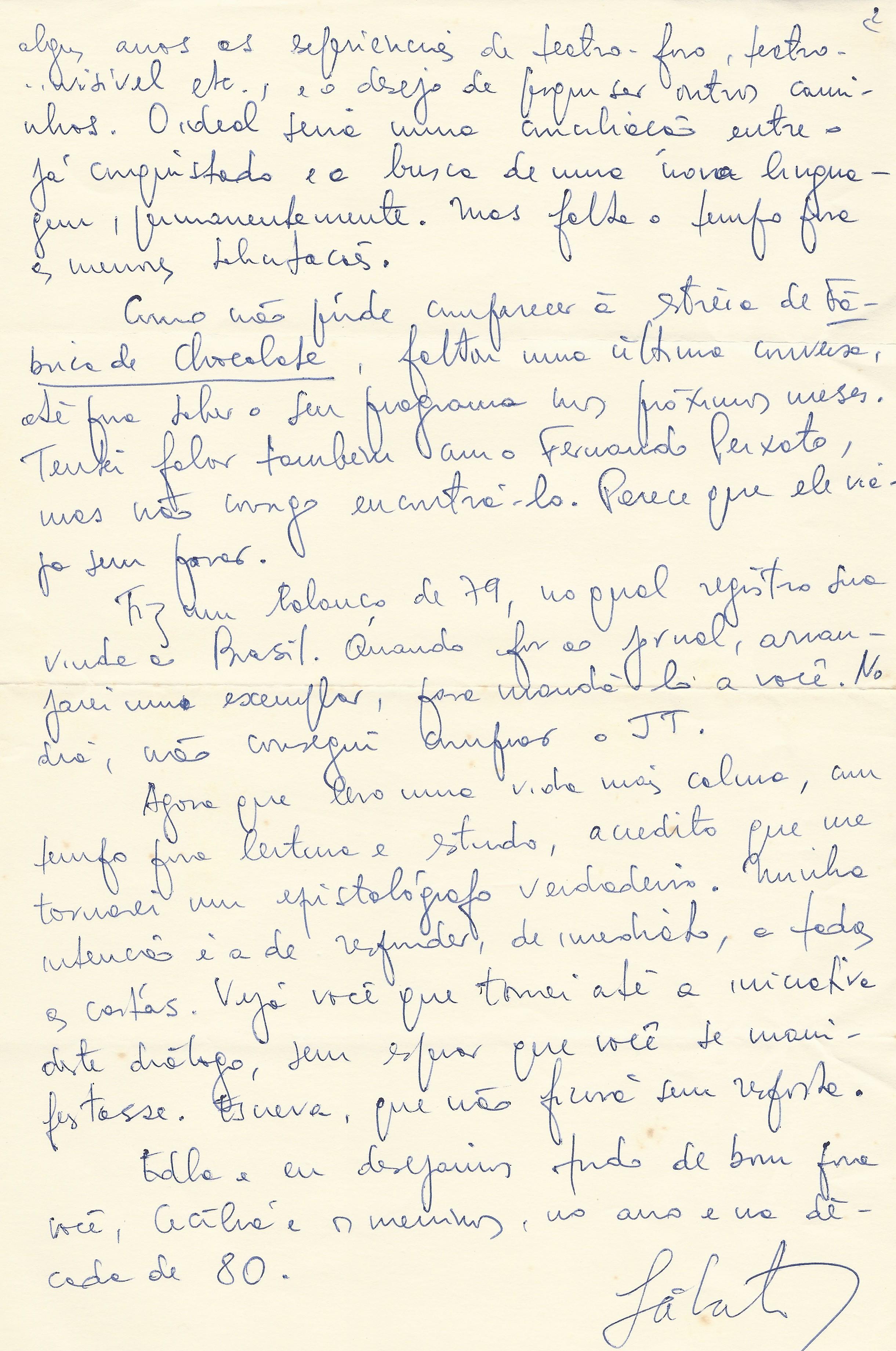 Carta Sábato Magaldi 2