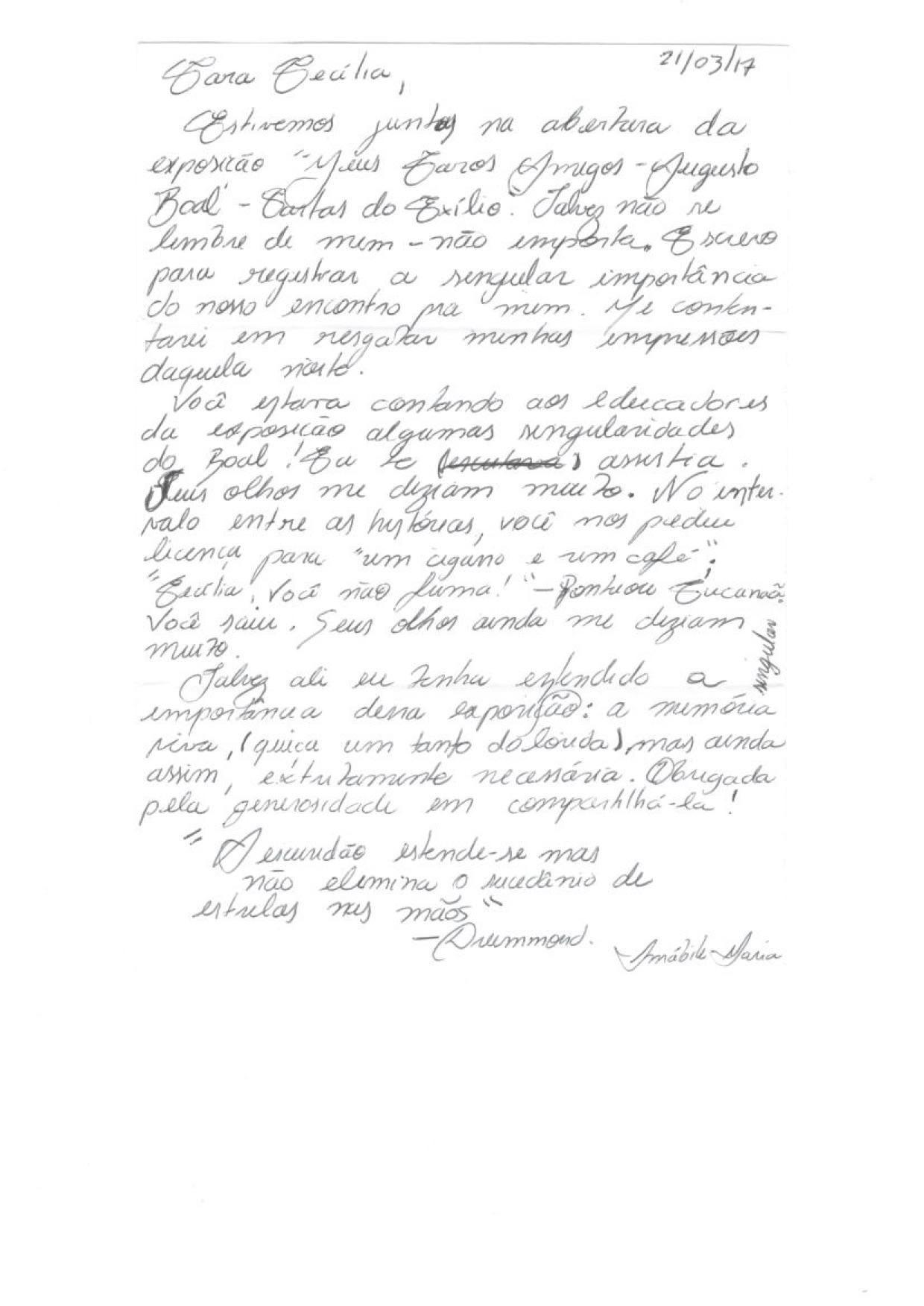 carta amabile