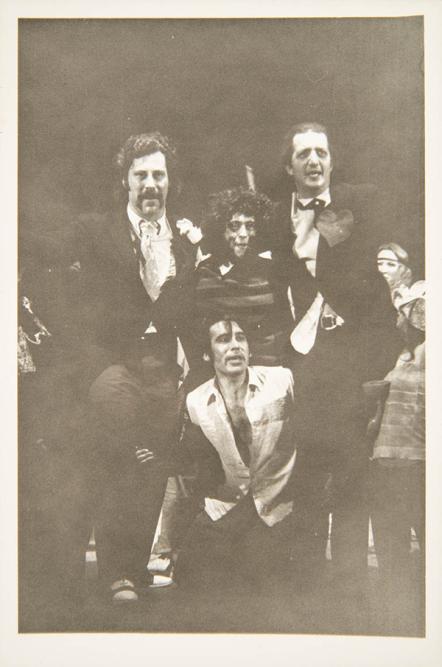 Mauricio Kartun e o teatro argentino