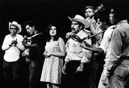 El Teatro Campesino e o teatro chicano