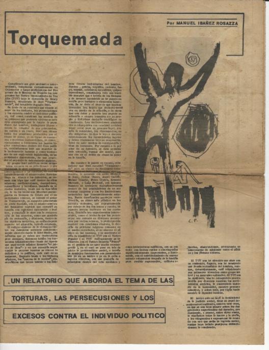 Torquemada no Peru