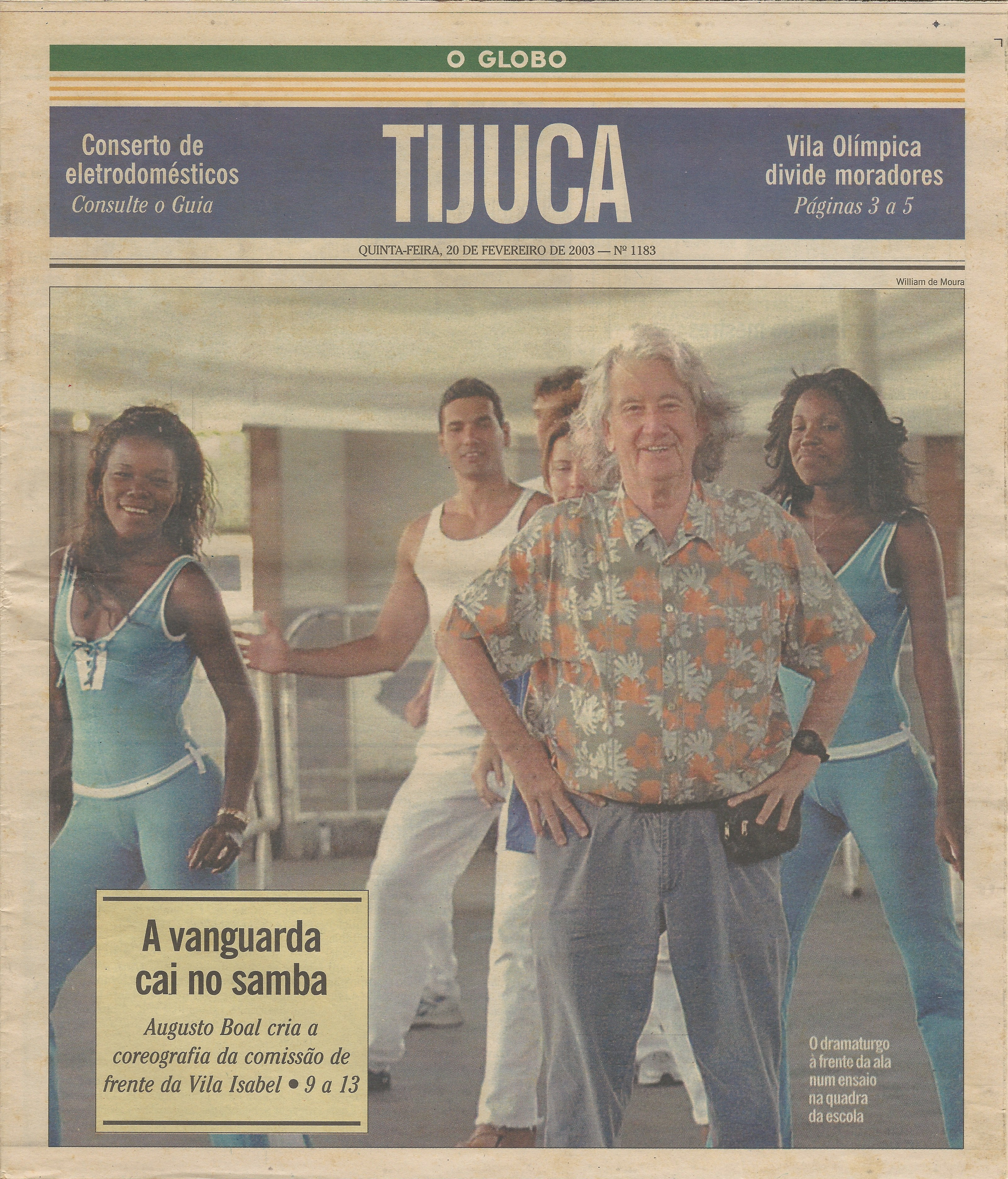 BOAL CARNAVAL, Jornal 1