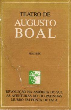 Teatro de Augusto Boal. vol.1