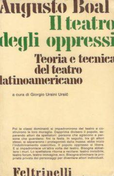 Il teatro degli oppressi