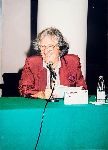 16 de março – Aniversário Augusto Boal
