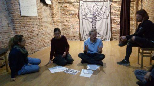 8º Oprima – Encontro do Teatro do Oprimido e Ativismo