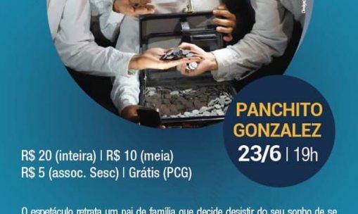Panchito Gonzalez – SESC São João de Meriti